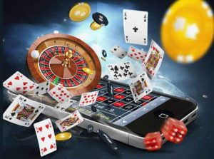 モバイルギャンブル